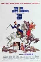 Taras Bulba - 11 x 17 Movie Poster - Style B