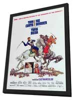 Taras Bulba - 11 x 17 Movie Poster - Style B - in Deluxe Wood Frame