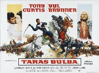 Taras Bulba - 30 x 40 Movie Poster UK - Style A