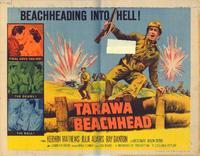 Tarawa Beachhead - 22 x 28 Movie Poster - Half Sheet Style A