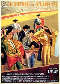Tarde de Toros - 27 x 40 Movie Poster - Spanish Style A