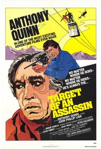 Target of an Assassin - 43 x 62 Movie Poster - Bus Shelter Style A
