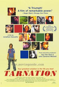 Tarnation - 43 x 62 Movie Poster - Bus Shelter Style A