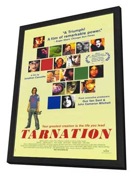 Tarnation - 27 x 40 Movie Poster - Style A - in Deluxe Wood Frame