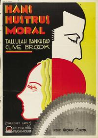 Tarnished Lady - 11 x 17 Movie Poster - Swedish Style A