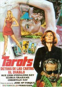 Tarot - 11 x 17 Movie Poster - Spanish Style A