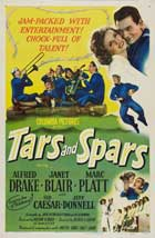 Tars and Spars - 11 x 17 Movie Poster - Style A