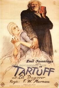 Tartuff - 27 x 40 Movie Poster - Foreign - Style A