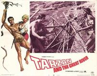 Tarzan and the Great River - 11 x 14 Movie Poster - Style A