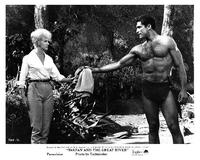 Tarzan and the Great River - 8 x 10 B&W Photo #1