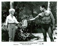 Tarzan and the Great River - 8 x 10 B&W Photo #3