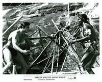 Tarzan and the Great River - 8 x 10 B&W Photo #4