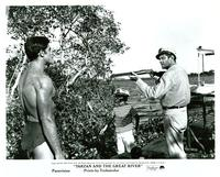 Tarzan and the Great River - 8 x 10 B&W Photo #5
