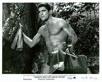 Tarzan and the Great River - 8 x 10 B&W Photo #7