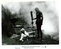 Tarzan and the Great River - 8 x 10 B&W Photo #9