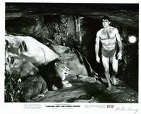 Tarzan and the Great River - 8 x 10 B&W Photo #11