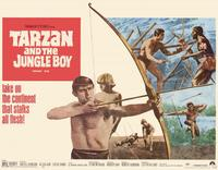 Tarzan and the Jungle Boy - 11 x 14 Movie Poster - Style A