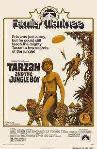 Tarzan and the Jungle Boy - 27 x 40 Movie Poster - Style A