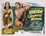 Tarzan and the Leopard Woman - 30 x 40 Movie Poster UK - Style A