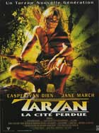 Tarzan and the Lost City - 11 x 17 Movie Poster - French Style A
