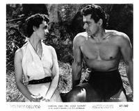 Tarzan and the Lost Safari - 8 x 10 B&W Photo #1