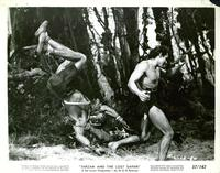 Tarzan and the Lost Safari - 8 x 10 B&W Photo #4