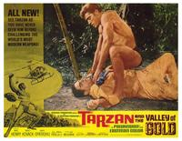 Tarzan and the Valley of Gold - 11 x 14 Movie Poster - Style A