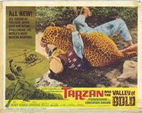 Tarzan and the Valley of Gold - 11 x 14 Movie Poster - Style B