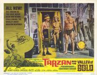 Tarzan and the Valley of Gold - 11 x 14 Movie Poster - Style F