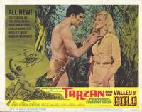 Tarzan and the Valley of Gold - 11 x 14 Movie Poster - Style C
