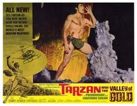 Tarzan and the Valley of Gold - 11 x 14 Movie Poster - Style G