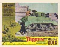 Tarzan and the Valley of Gold - 11 x 14 Movie Poster - Style H