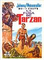 Tarzan Escapes - 11 x 17 Movie Poster - Swedish Style A