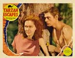 Tarzan Escapes - 11 x 14 Movie Poster - Style G