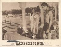 Tarzan Goes to India - 11 x 14 Movie Poster - Style A