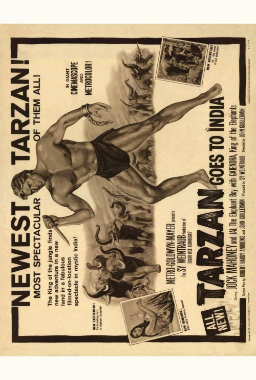 Tarzan Goes To India [1962]