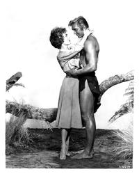 Tarzan The Ape Man - 8 x 10 B&W Photo #2