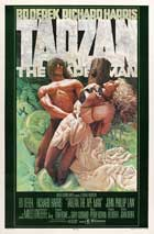 Tarzan, the Ape Man - 27 x 40 Movie Poster - Style C