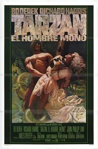 Tarzan, the Ape Man - 27 x 40 Movie Poster - Style A