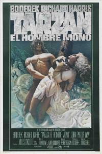 Tarzan, the Ape Man - 11 x 17 Movie Poster - Spanish Style A