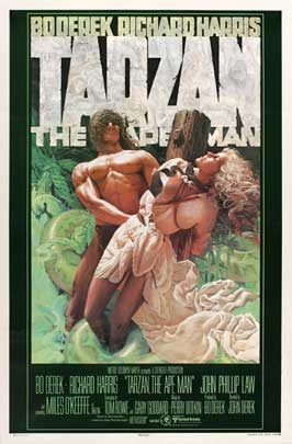 Tarzan, the Ape Man - 11 x 17 Movie Poster - Style C