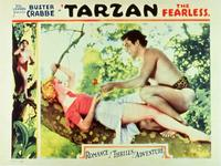 Tarzan the Fearless - 11 x 14 Movie Poster - Style A