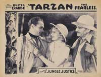 Tarzan the Fearless - 11 x 14 Movie Poster - Style B