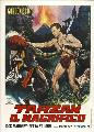 Tarzan the Magnificent - 11 x 17 Movie Poster - Italian Style A
