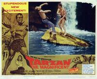 Tarzan the Magnificent - 11 x 14 Movie Poster - Style A