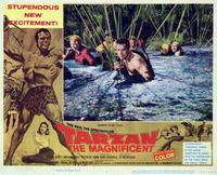 Tarzan the Magnificent - 11 x 14 Movie Poster - Style B