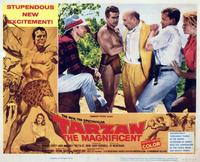 Tarzan the Magnificent - 11 x 14 Movie Poster - Style D