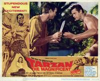 Tarzan the Magnificent - 11 x 14 Movie Poster - Style E
