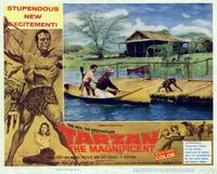 Tarzan the Magnificent - 11 x 14 Movie Poster - Style F
