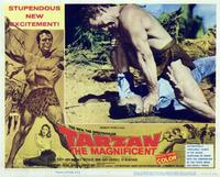 Tarzan the Magnificent - 11 x 14 Movie Poster - Style G